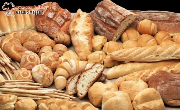 Mindenféle péksütemény