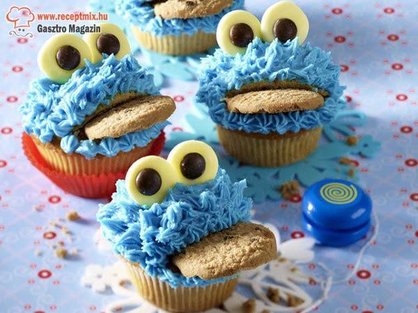 Ötletes muffinok