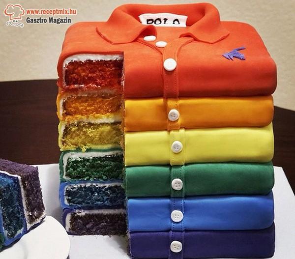 Póló torta