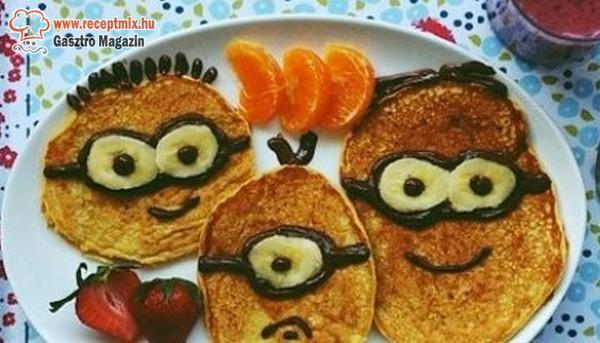 Vidám reggeli