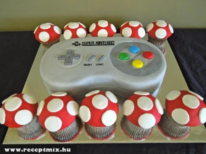 Nintendó torta