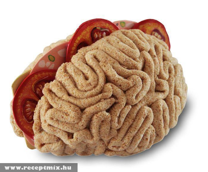 Agyas szendvics