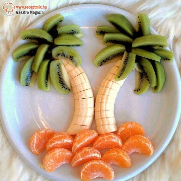 Gyümölcs design