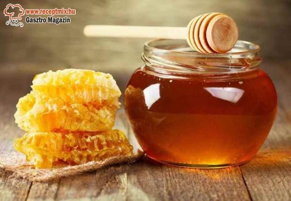 Méz, lépes méz