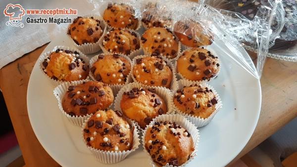 Muffin, karácsonyi