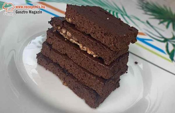 Brownie, Glutén-és laktózmentes