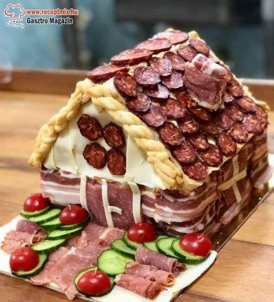 Sajt, hús csoda