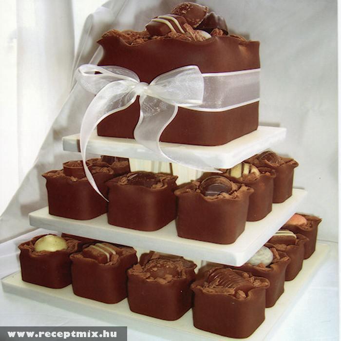 Különleges csokitorta
