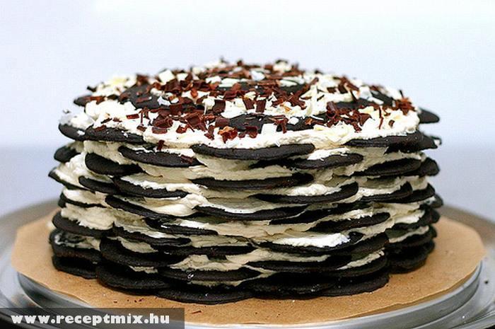 Rakott torta