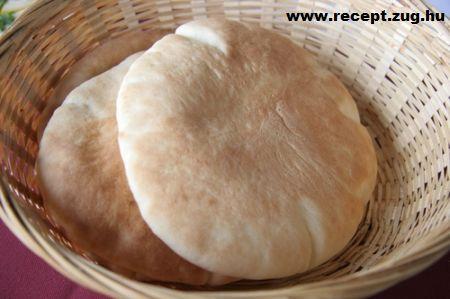 Piták kenyérkosárban