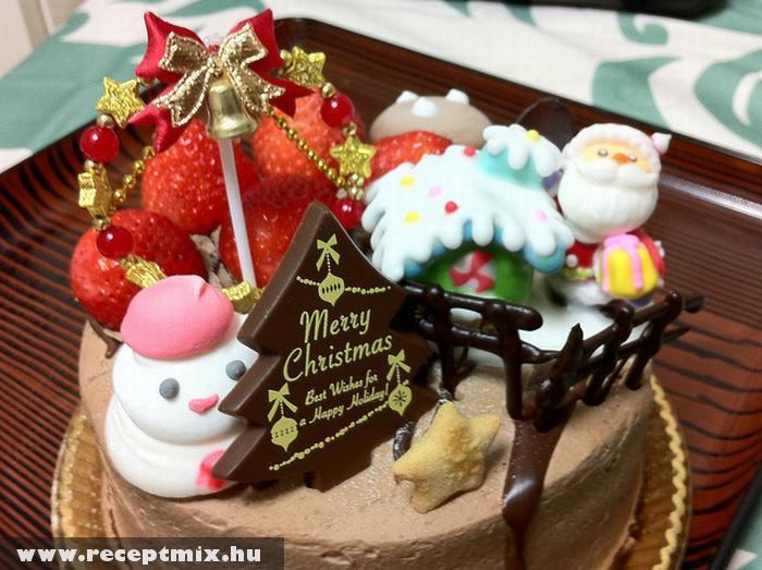 Karácsonyi torta