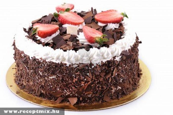 Epres csokitorta
