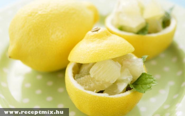 Töltött citrom