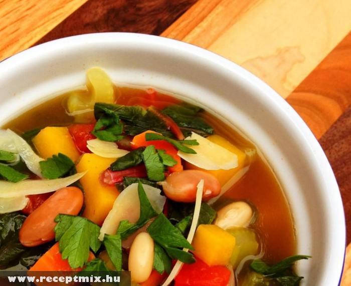 Zöldségleves