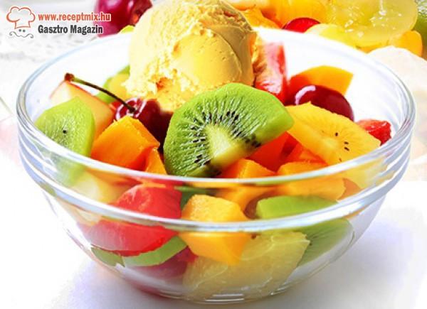 Gyümölcs saláta mix