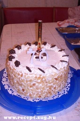 Sakk torta