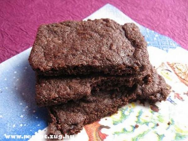 Csokis kekesz