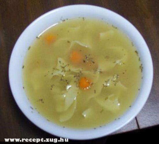 Csirke leves