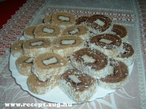kokuszcsokis keksz-szalámi