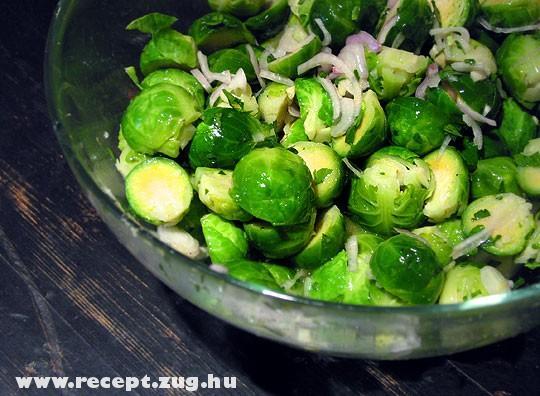Kelbimbó saláta