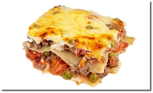 Lasagne - Garfield kedvence