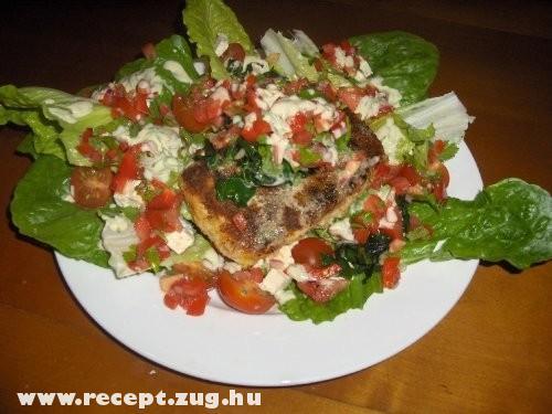 Halas saláta
