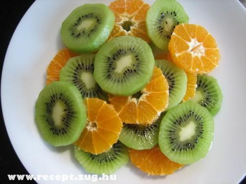 Narancsos kiwi