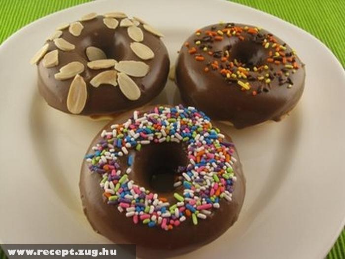 Csokis fánk