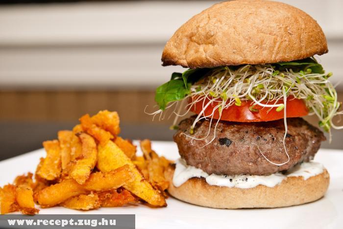 Gyro-Burger