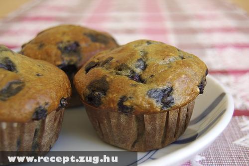 Igazi Martha Stewart muffin