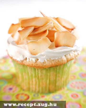 Martha Stewart, Kókuszos muffin