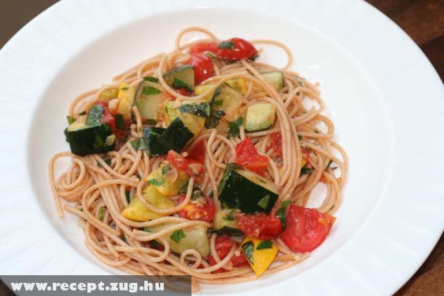 Nyári spagetti