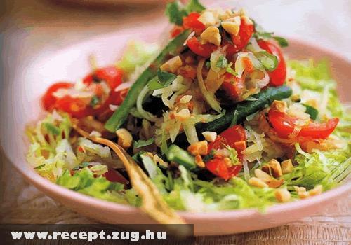 Thai saláta