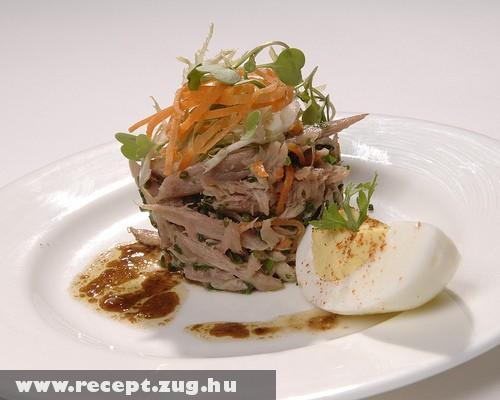 Ritz Carlton, Hússzelet torony tojással