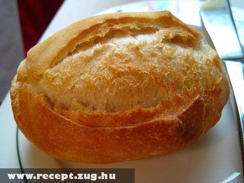 Francia házi kenyér