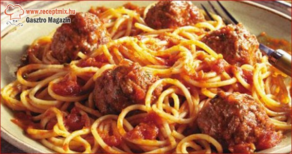 Húsos tészta olaszos módra