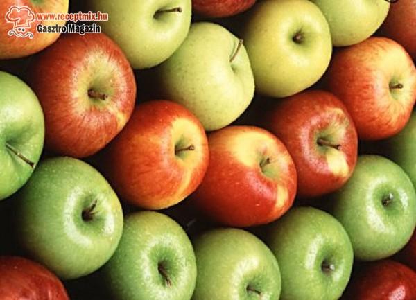 Napi két szem alma