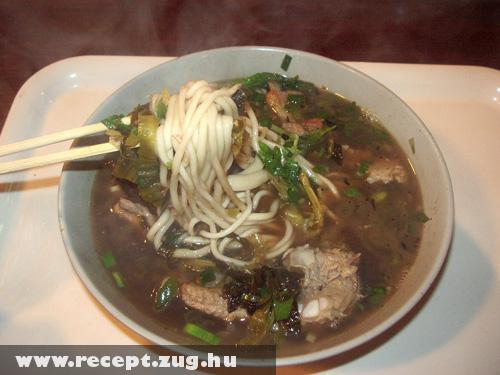 Kínai leves