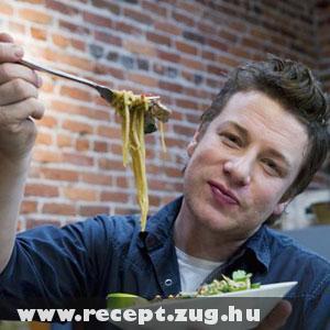 Jamie Oliver és a tésztája