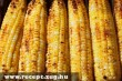 Sült kukorica