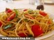 Kínai zöldséges tészta