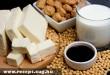 Tofu és szójabab
