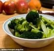 Egy tál brokkoli