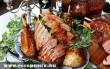 Karácsonyi sült hús