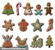 Karácsonyi mézeskalácsok