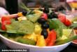 Olivás zöldségtál