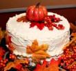 Tök torta, halloween