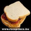 Mogyoróvajas lekváros szendvics