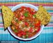 Habanero paprikás nachos szósz