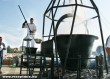 Fõ a szegedi halászlé - Nemzetközi Tiszai Halfesztivál 2008